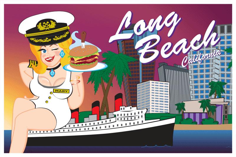Hamburger mary 39 s for King s fish house long beach