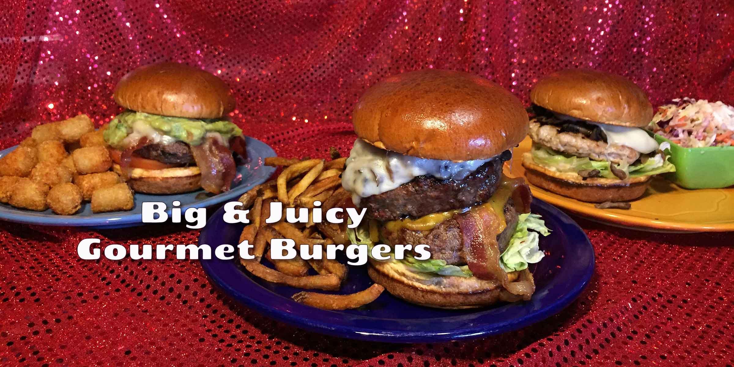 Burgers California Fast Food