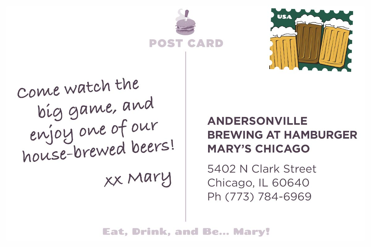 Andersonville Brewing Information