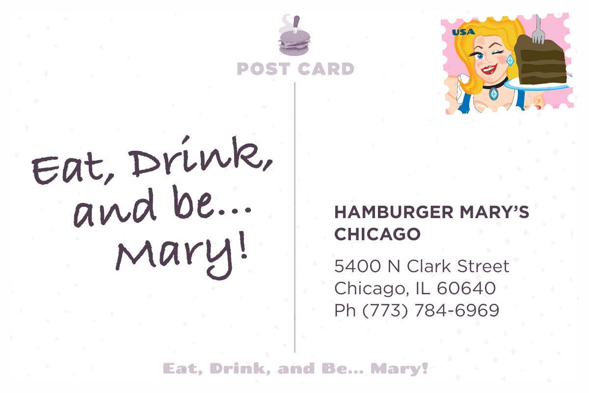 Mary's Dining Room Information