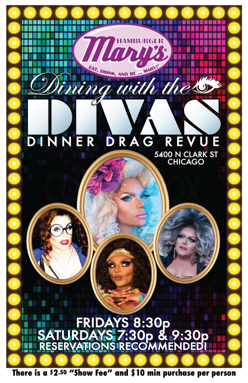 Dining with the Divas!