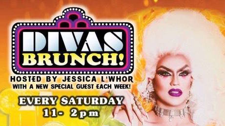 Saturday DIVAS BRUNCH