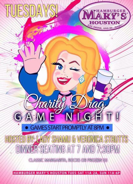 Charity Game Night