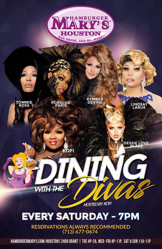 Dining with Divas