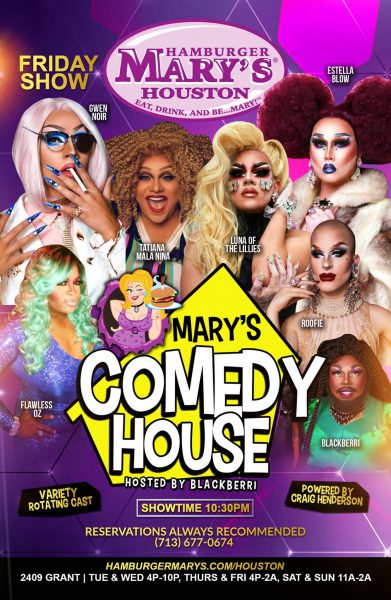 Mary's Comedy House