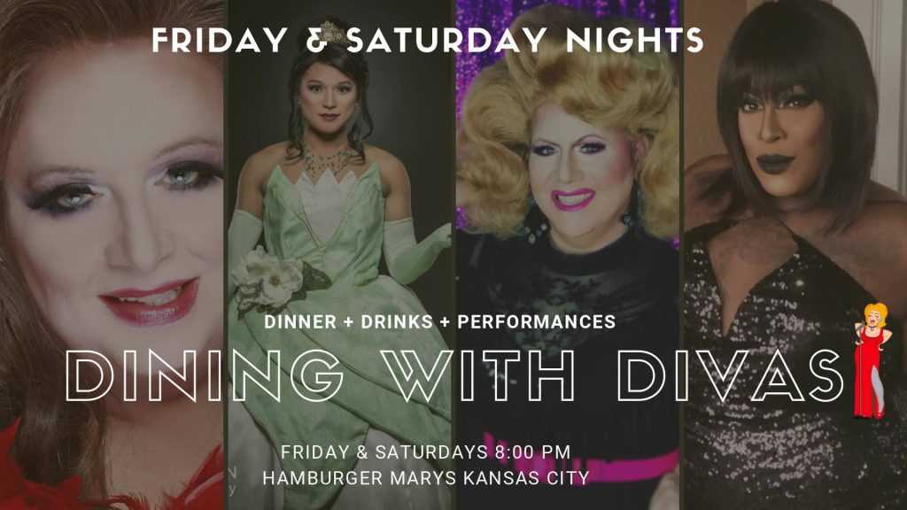 Dining With The Divas Graphic