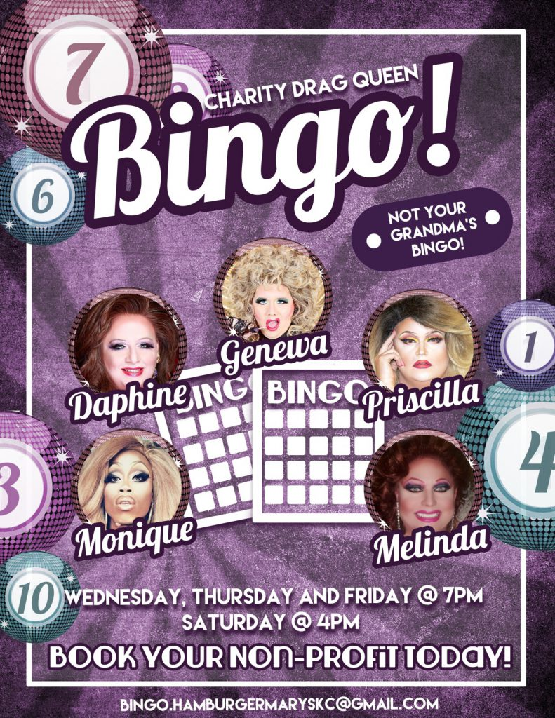 Charity HamBINGO Mary's!