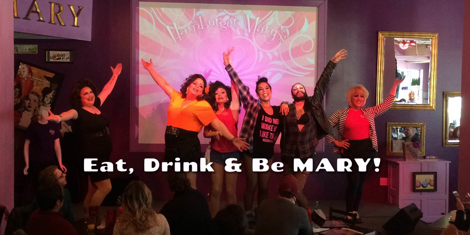 Eat Drink Be Mary