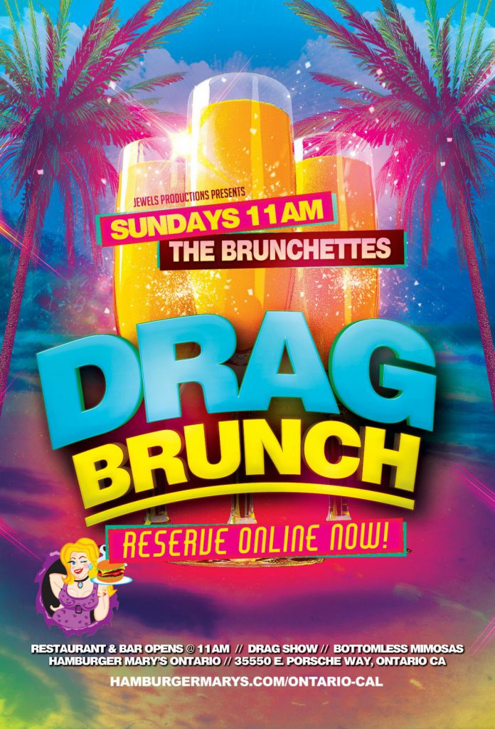 Drag Brunch - Sundays at 11am