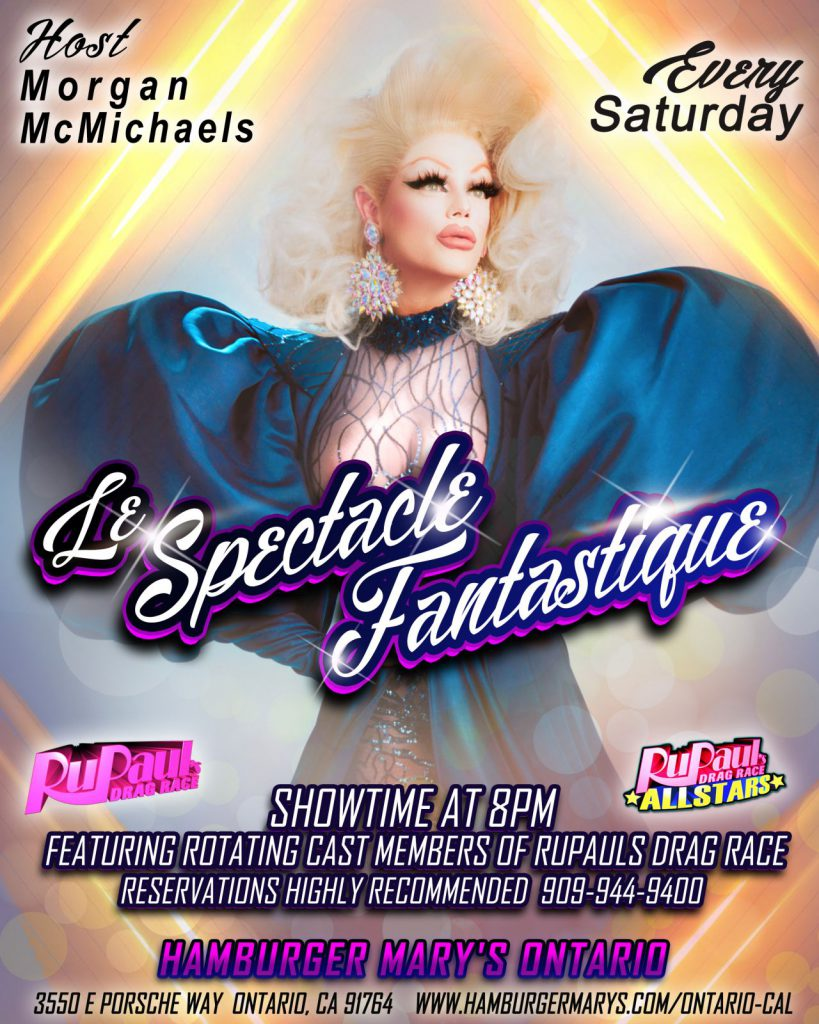 Le Spectacle Fantastique - Every Saturday - Showtime at 8pm