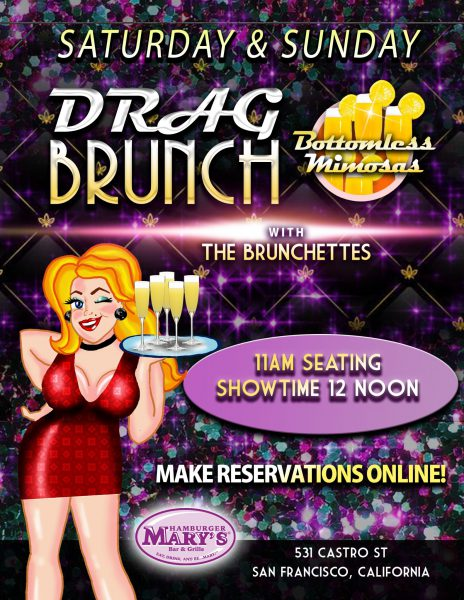 Drag Brunch with The Brunchettes!